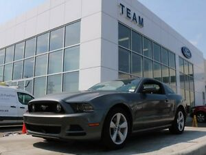 2014 Ford Mustang GT 5.0L COUPE PREMIUM W/ LEATHER