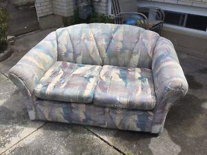 Love seat couche