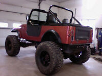 1986 Jeep CJ Other