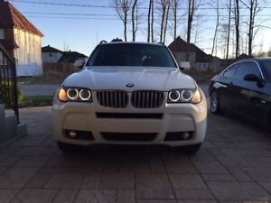 2008 BMW X3 SUV 3.0 SI M-PACKAGE