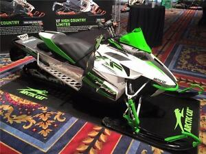 2015-2016 Arctic Cat Snowmobile BLOWOUT!!! Sale Ends Halloween!