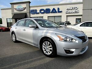2015 Nissan Altima 2.5 SV  AUTOMATIC POWER SEAT