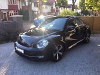 VW Beetle 2.0 TDI Sport. Excellent Condition. 1 Previous Owner. Low Miles