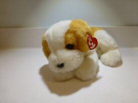 LARGE TY BEANIE BABY - DOG