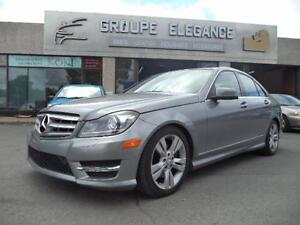 2012 Mercedes-Benz Classe-C C3004MATIC-GPS-CAMERA-TOIT PANO