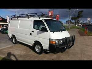 2000 Toyota Hiace LH113R LH113R 5 Speed Manual Cairnlea Brimbank Area Preview