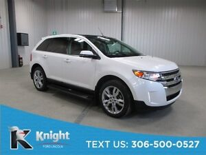 2014 Ford Edge Limited Navigation, Moon Roof Moose Jaw Regina Area image 1