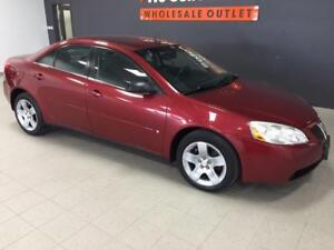 2009 PONTIAC G6/Showroom Condition/WE FINANCE at 2% Interest