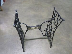 Wanted: Looking For An Old Sewing Machine Base