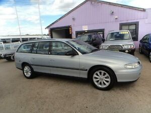 2000 Holden Commodore Vtii Olympic Edition Silver 4 Speed Automatic Wagon North St Marys Penrith Area Preview