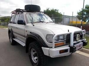 1995 Toyota LandCruiser SUV Mount Louisa Townsville City Preview