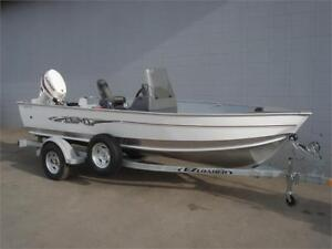 2018 Lund 1600 Fury SS with 40HP Evinrude E-Tec