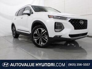 2019 Hyundai Santa Fe Ultimate | LEATHER INTERIOR | NAVIGATION |