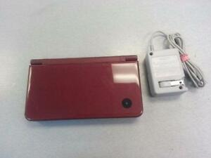 *****BURGUNDY NINTENDO DSI XL + MANY GAMES AVAILABLE*****