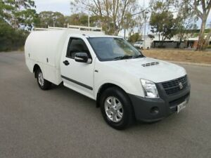 2008 Holden Rodeo RA MY08 LX White 5 Speed Manual Cab Chassis Gilles Plains Port Adelaide Area Preview