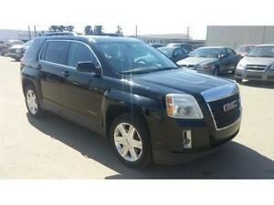 2011 GMC Terrain SLT-1 AWD LOADED LEATHER AND ROOF!! WOW!