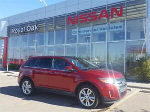 2013 Ford Edge Limited **NAV/BACK-UP/BLUETOOTH**