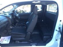 2012 Isuzu D-MAX TF MY12 SX (4x4) White 5 Speed Manual Spacecab Newcastle Newcastle Area Preview