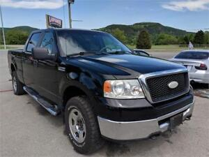 Ford F-150 4WD SuperCrew XLT 2007