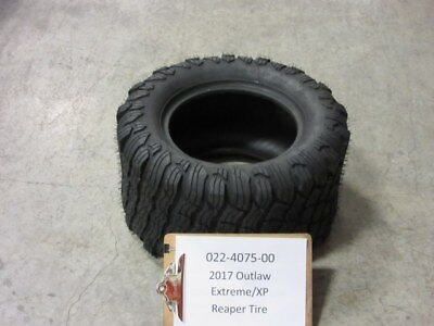 Bad Boy Mower OEM Rear Reaper Tire Fits Outlaw Extreme/XP - Reaper Boy