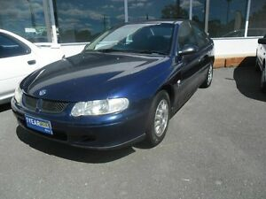 2002 Holden Commodore Blue 4 Speed Automatic Sedan Eight Mile Plains Brisbane South West Preview