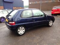 2003 CITROEN SAXO 1.1 - ONE OWNER, LONG M.O.T