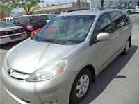 2007 Toyota Sienna LE LEATHER ACCIDENT FREE FINANCING AVAILABLE