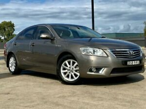 2010 Toyota Aurion GSV40R MY10 Prodigy Brown 6 Speed Sports Automatic Sedan Blacktown Blacktown Area Preview