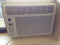 10,000 btu and 5000 btu air conditioners-sell pair $200