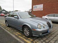 """52"" 2002 Jaguar S-Type 2.5 V6 SE Service History 107k BARGAIN"