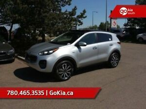 2018 Kia Sportage EX TECH; LOADED; AWD, PANO ROOF, NAV, HARMAN/K