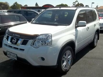 2013 Nissan X-Trail T31 Series V ST 2WD 1 Speed Constant Variable Wagon