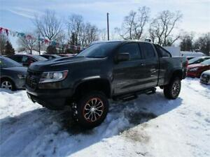 2017 Chevrolet Colorado 4WD ZR2 only 28,000 Kms Loaded
