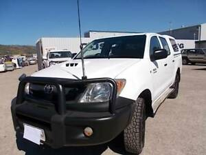 2008 Toyota Hilux SR Manual Ute