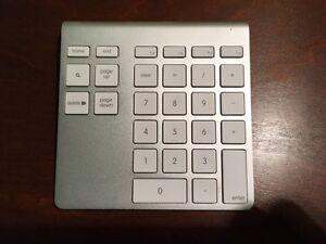 BELKIN BLUETOOTH NUMERIC KEYPAD FOR APPLE COMPUTERS