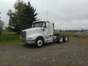 2007 International daycab tractor  Pre emission NEW PRICE