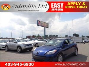 2013 Mazda MAZDA3 i Touring MT 6 SPEED MAN