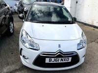 2011 Citroen DS3 1.6 e HDi Airdream DStyle 3dr 3 door Hatchback