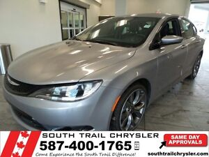 2016 Chrysler 200 S CONTACT CHRIS FOR ADDITIONAL INFO!