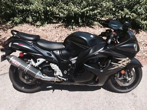 Very Clean 2008 Busa w/yoshi/full exhaust /fuelcommander
