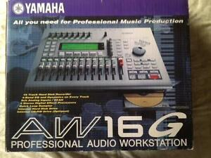 YAMAHA AW16G DAW Recorder Peterborough Peterborough Area image 3