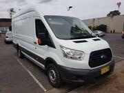 2014 Ford Transit VO 350E LWB Jumbo (SRW) White 6 Speed Manual Van Yagoona Bankstown Area Preview