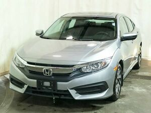 2016 Honda Civic EX Sedan w/ Sunroof, Bluetooth, Alloy Wheels