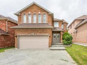 4+1 Bedrooms Detached For Rent In Mississauga (9 line/Britannia)