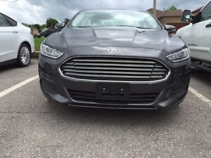 Lease Takeover - 2015 Ford Fusion Peterborough Peterborough Area image 4