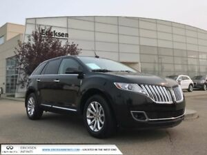 2012 Lincoln MKX BLIND SPOT MONITORING / NAV / HEATED/ VENTILATE