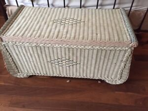 Pier One Storage Bench