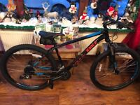 brand new mens 27 gear bicycle, Full suspension never used due to work commitment 07827597225s