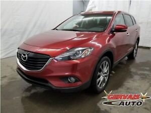 Mazda CX-9 GT AWD GPS Cuir Toit Ouvrant MAGS 2015