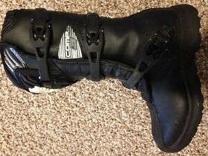 Fox Comp 3 Motocross Boots, youth size 3, as new!